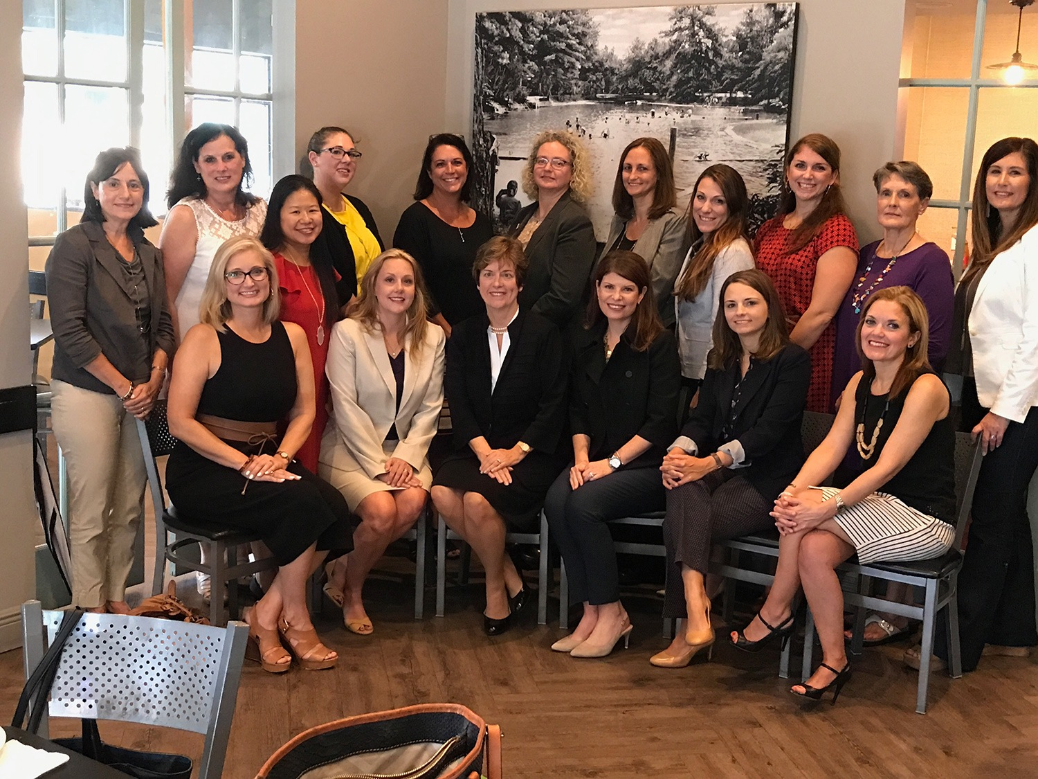 Women In Law CLE With First Circuit Judge Allison Penzato